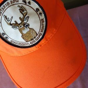 free add on item mans 2012 hunting hat